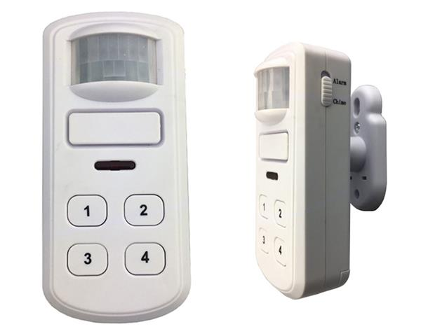 PIR Alarm with Keypad