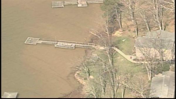 Rowan County Lake Danger